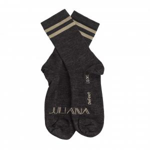 Juliana Stripe Sock