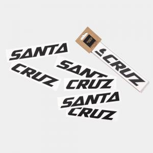 Santa Cruz Custom Downtube Decal